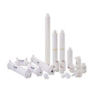 cartucho filtrante de agua / para disolvente / para filtración fina / de uso general