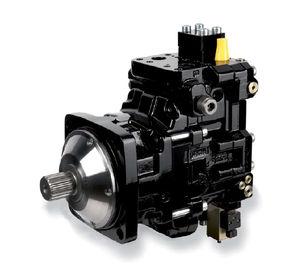 motor hidráulico de pistón / de cilindrada variable
