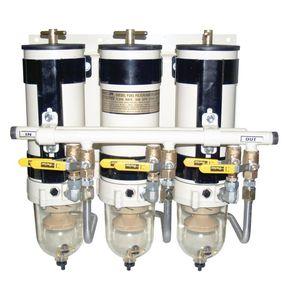 filtro separador de combustible