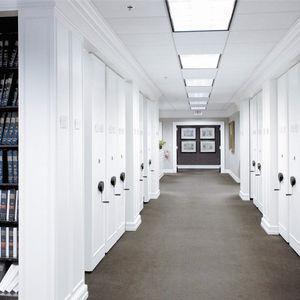 sistema de estanterías de oficina / para carga ligera / para documentos / para archivo