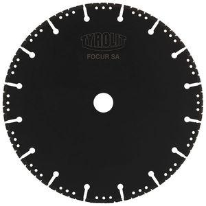 disco tronzador para hierro fundido