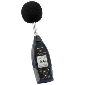sonómetro integrador / analizador / clase 1 / digital