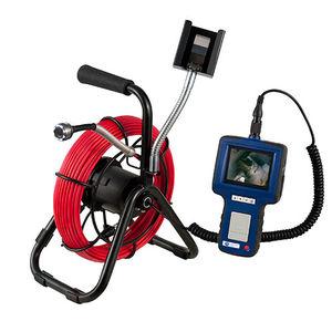 cámara de inspección / digital / para la inspección de canalizaciones / para endoscopio