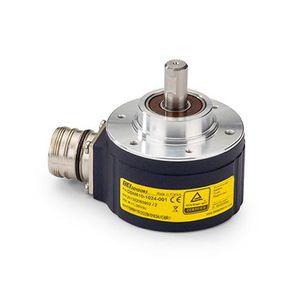 encoder rotativo incremental / con salida analógica / con salida digital / RS-422