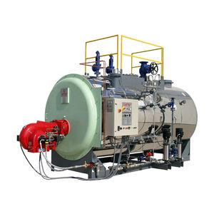 caldera de vapor / de fuel / de gas natural / de biogás