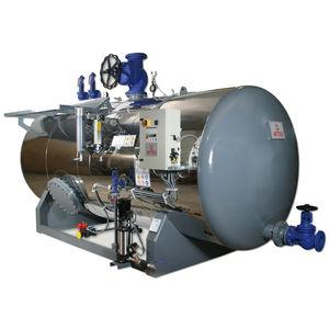 acumulador de vapor / compacto