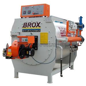 generador de vapor de gas natural / de fuel / vertical / horizontal