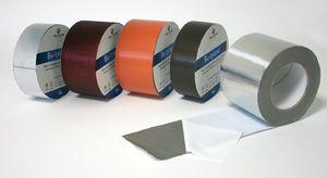 cinta adhesiva de caucho / de aluminio / de caucho butilo / para aplicaciones automóviles