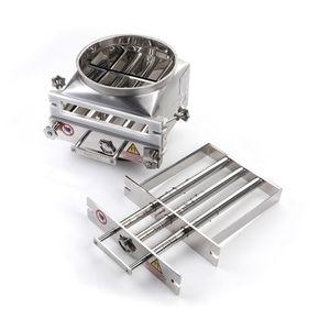 separador magnético de reja