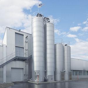 silo para productos a granel
