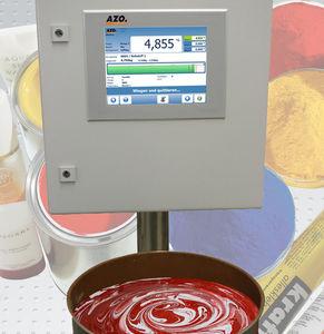unidad de dosificación para la industria del plástico