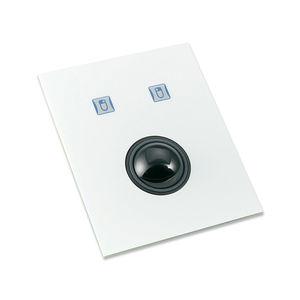 Trackball mecánico / empotrable / 38 mm / USB