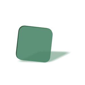 filtro óptico verde