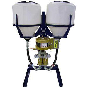 mezclador-dosificador volumétrico