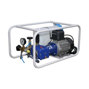 bomba de prueba de presión hidrostática