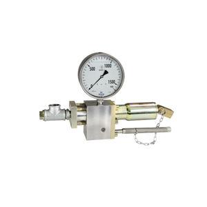 válvula de regulación de presión