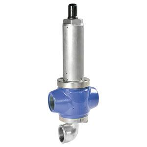 válvula de seguridad para circuito de agua