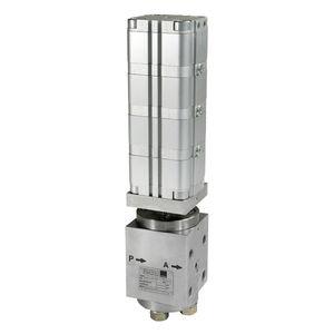 válvula de regulación de presión neumática