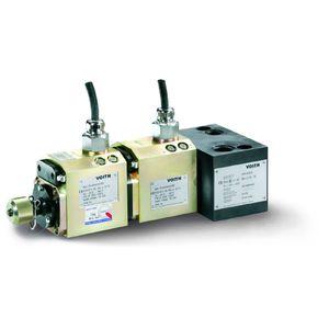 válvula hidráulica / piloto / IP65 / estándar