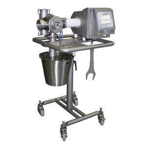 separador magnético / de metales / de productos pastosos / para la industria agroalimentaria
