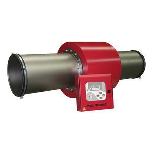 detector de metales para transporte neumático