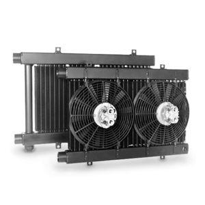 refrigerador de aceite / con motor DC