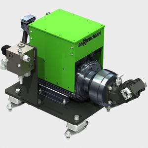 generador de campo magnético