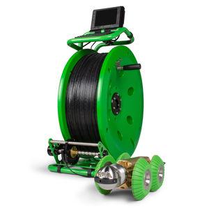 robot de inspección para canalizaciones