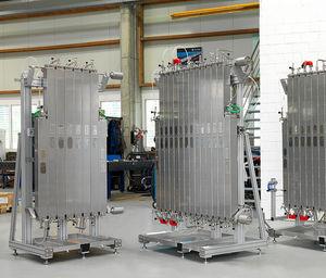 reactor de flujo continuo