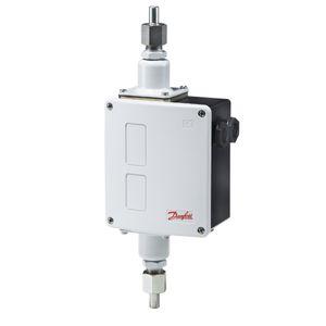 presostato diferencial / industrial / ajustable / IP66