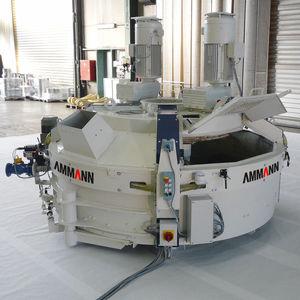 mezcladora para hormigón / planetaria / batch / de alta eficacia