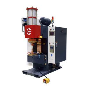 máquina de soldar por puntos / AC / controlada por PLC / CNC