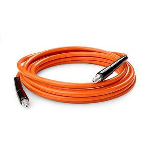 tubo flexible de presión ultraalta / de aramida / reforzado / trenzado