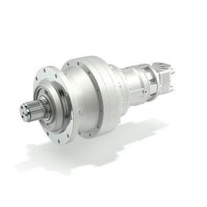 motorreductor hidráulico / planetario / coaxial / 500 - 1000 Nm