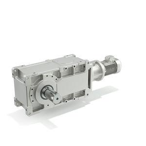 reductor de engranajes cónicos / de engranaje helicoidal / de ejes ortogonales / > 10 kNm