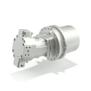 reductor para chigre / planetario / coaxial / > 10 kNm