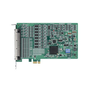 tarjeta de adquisición de datos PCI Express