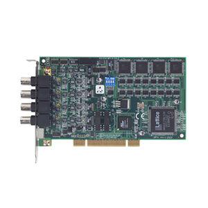 tarjeta de adquisición de datos Bus PCI / PCIe / analógica / 4 canales