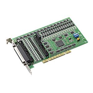 tarjeta de adquisición de datos PCI / digital / aislada