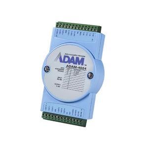 módulo de salida analógico / Modbus RTU / RS485 / 4 canales
