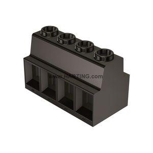 bloque de conexión con tornillo / para conexión con muelle / para circuito impreso / SMT