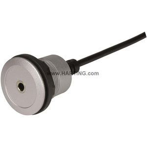 conector audio/vídeo / HDMI / rectangular / circular