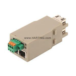 conmutador Ethernet inteligente / 10 puertos / modular