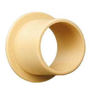 cojinete liso de brida / cilíndrico / de polímero / iglidur®