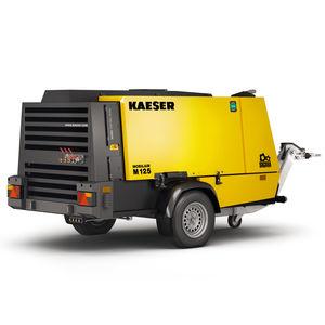 compresor de aire / móvil / con motor diésel / para obras