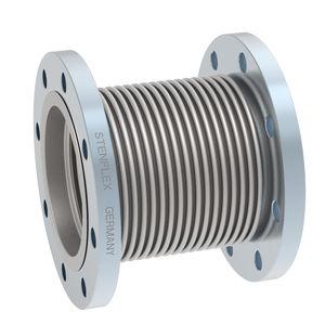 compensador de dilatación de metal