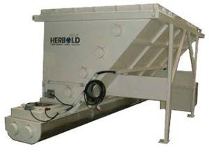 silo horizontal / para films / para film de plástico / para plástico