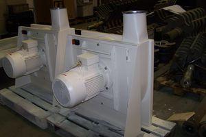 sistema de transporte neumático por vacío