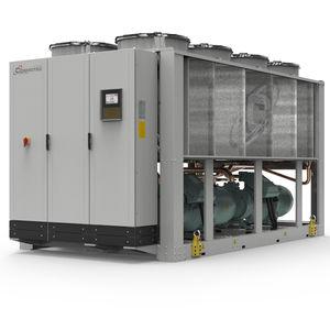 refrigerador de agua / para compresor de tornillo / free cooling
