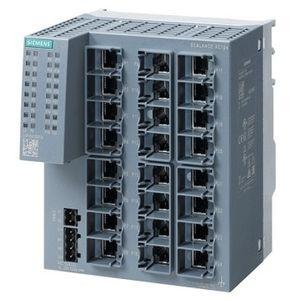 conmutador Ethernet industrial